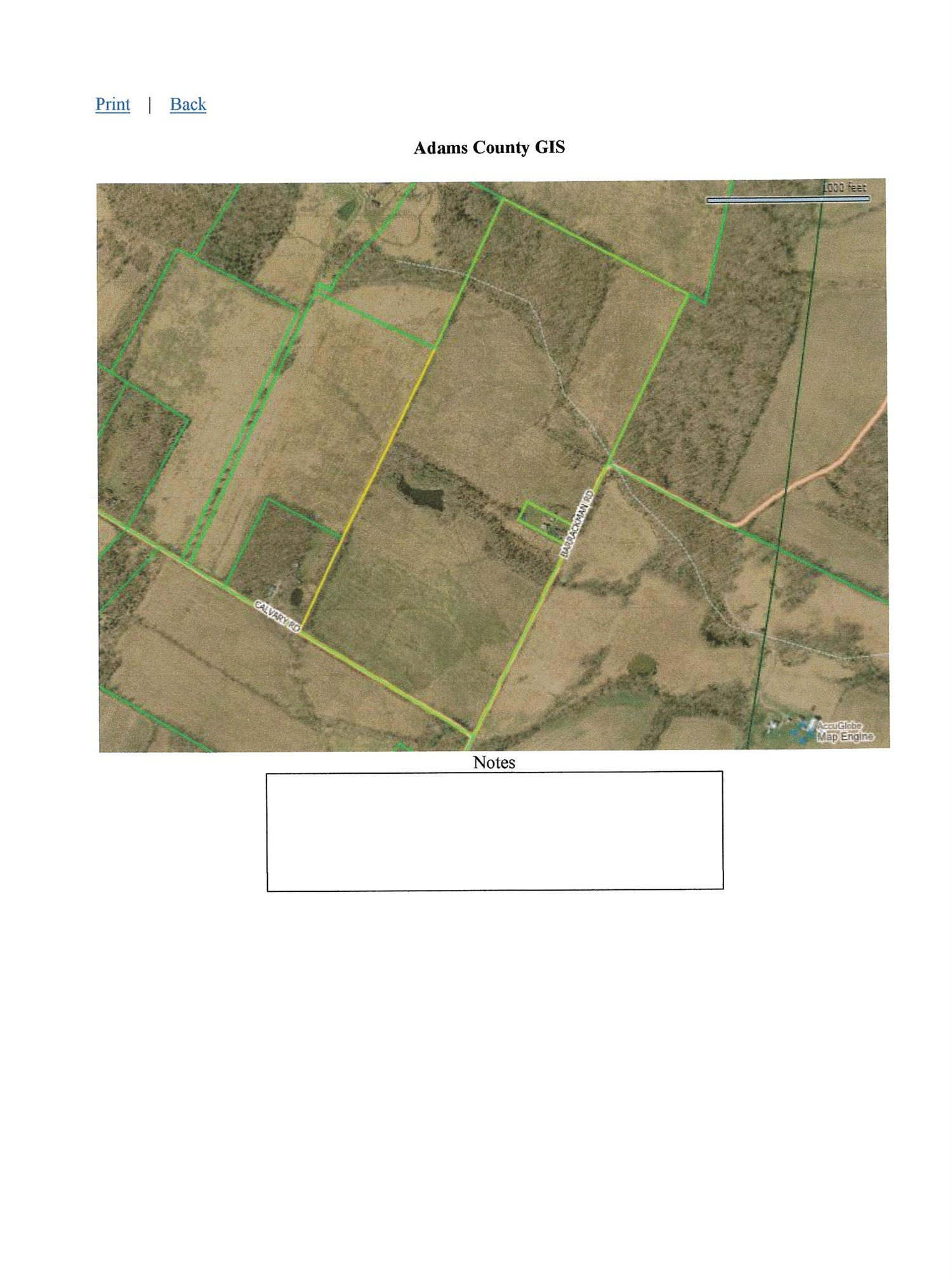 84.5ac  Barrackman Rd