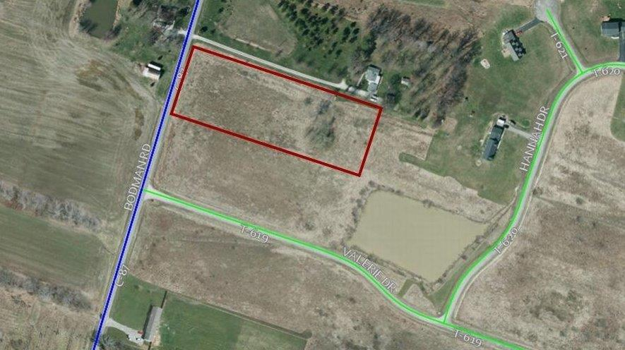 3 ac Bodman Rd Sterling Twp OH