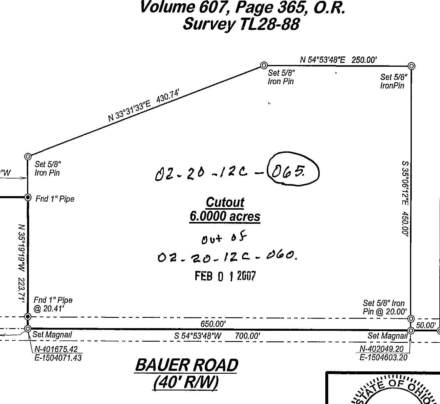 2424 Bauer Rd Batavia Twp OH