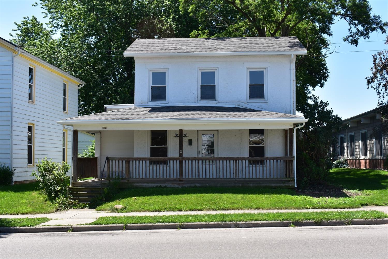108 W Center St Farmersville OH