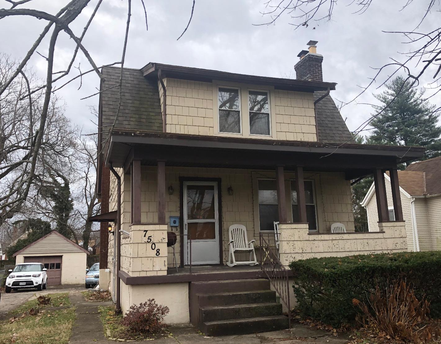 7508 Edgemont Rd Springfield Twp. OH