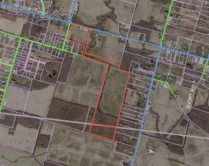 72.23ac Tri County Hwy Sterling Twp OH