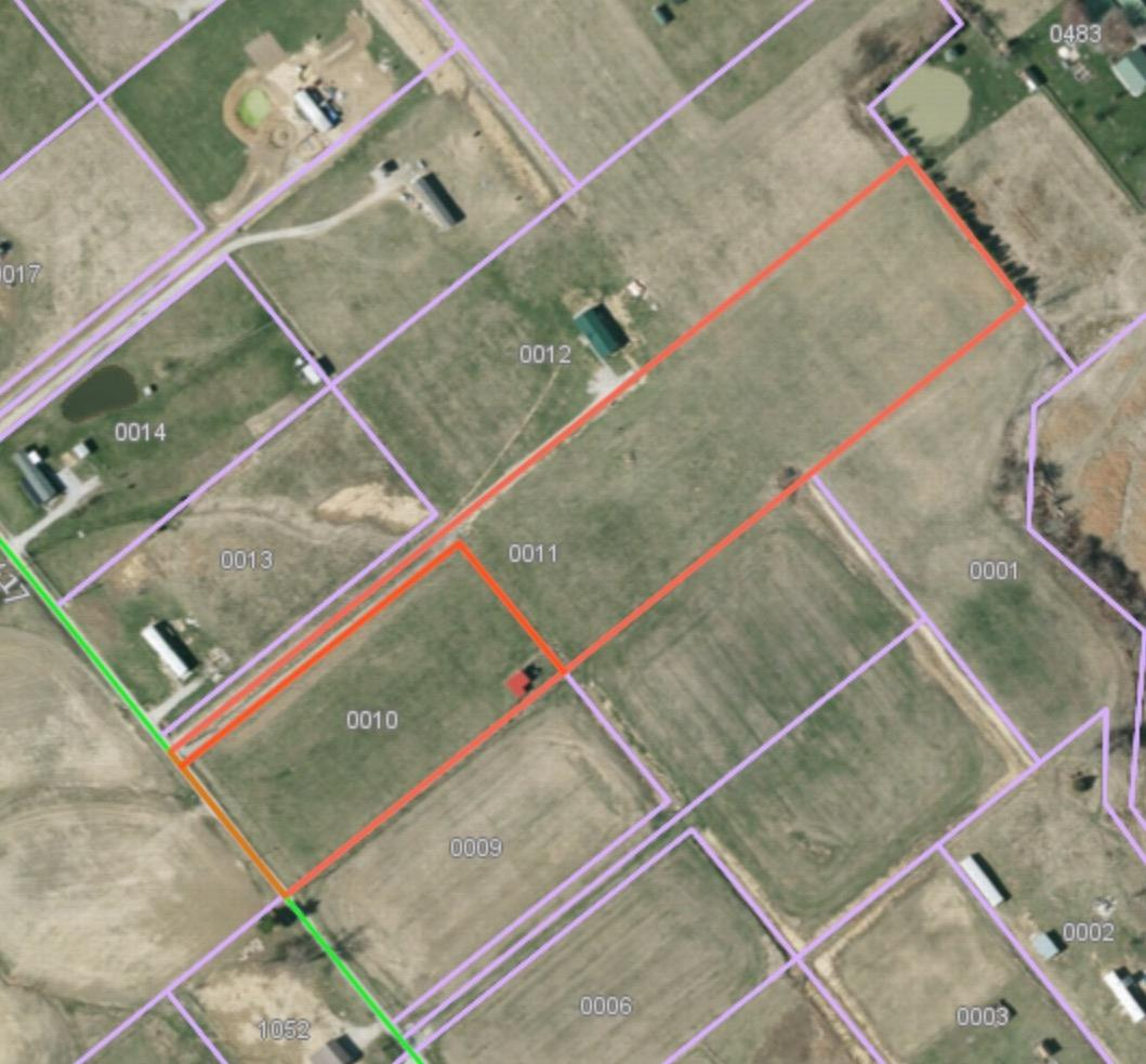 5.81ac Griffith Rd Lewis Twp OH