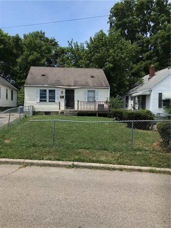317 Geneva Rd Dayton OH