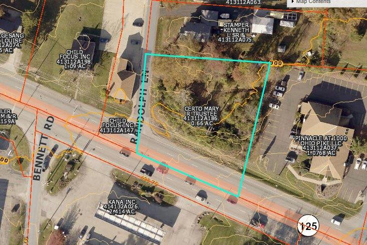 0.66ac St Rt 125 Union Twp OH