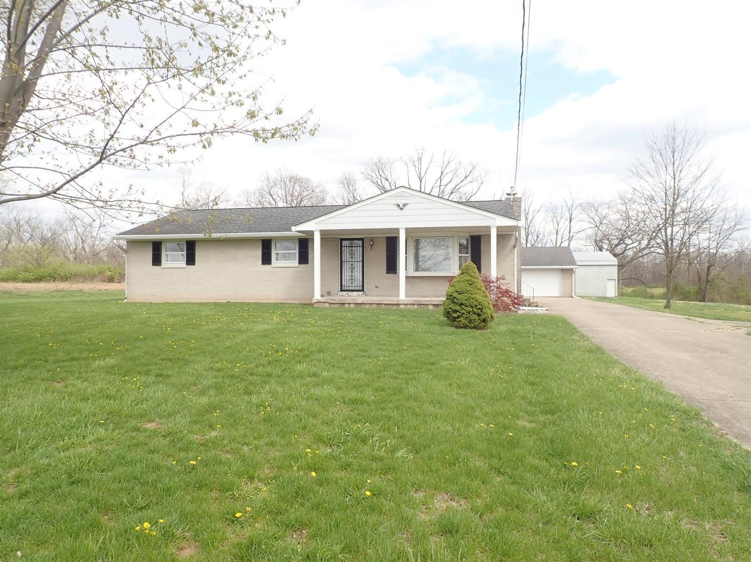 2090 Bunker Hill Woods Rd Reily Twp OH