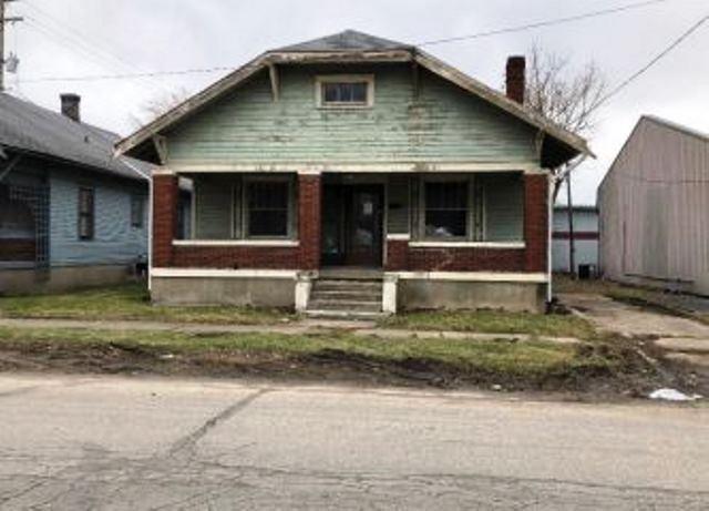 111 E Eleventh Ln Connersville OH