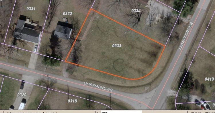 333 lot Frankfort Dr Perry Twp OH