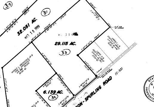 29.11ac Garrison Spurling Rd Wayne Twp OH 45162 (MLS