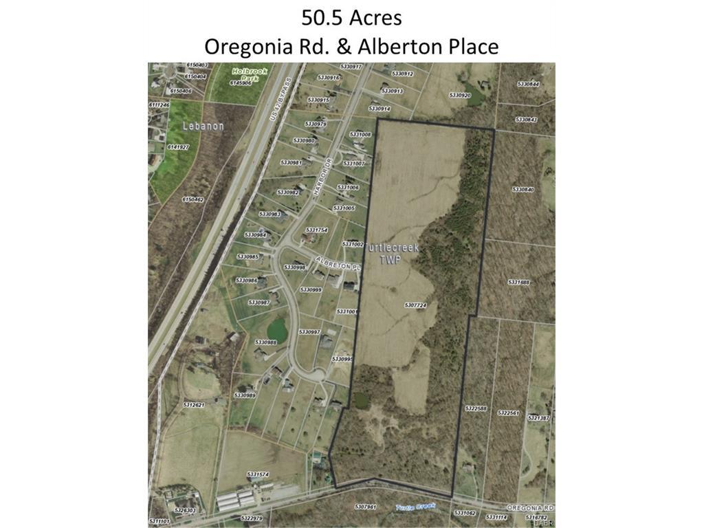 1396  Oregonia RD