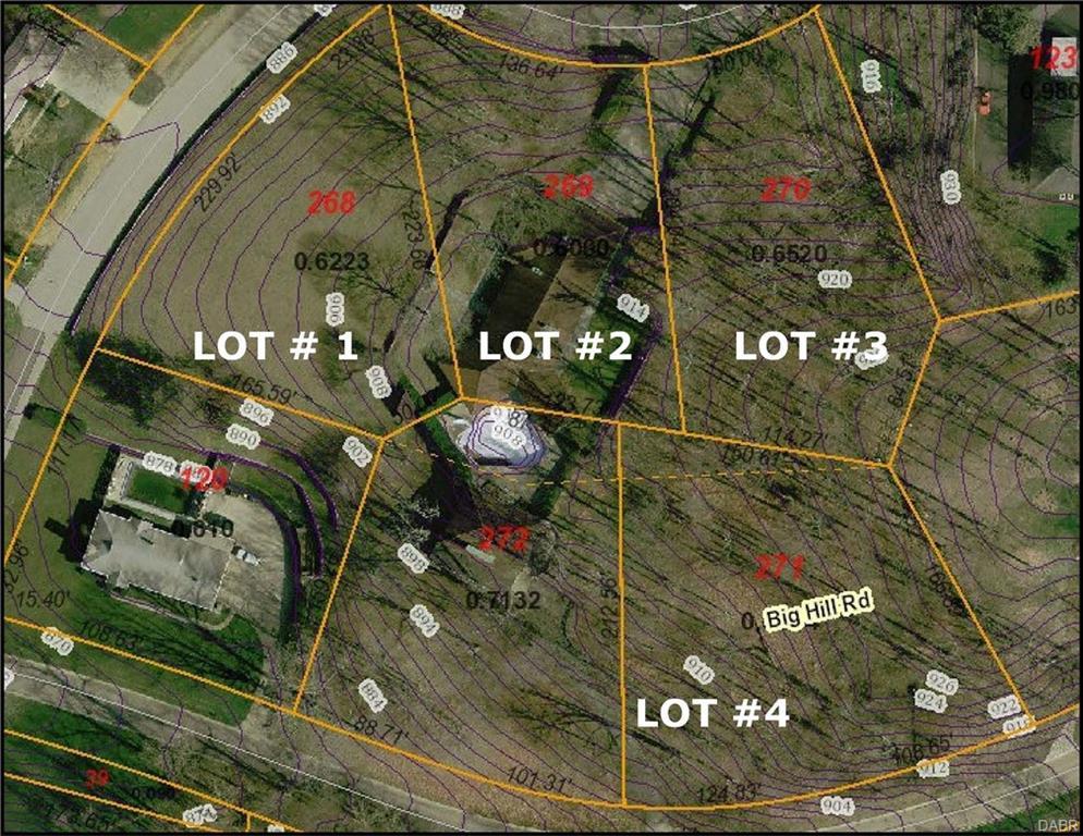 835 Big Hill Rd Lot #4 KETTERING OH