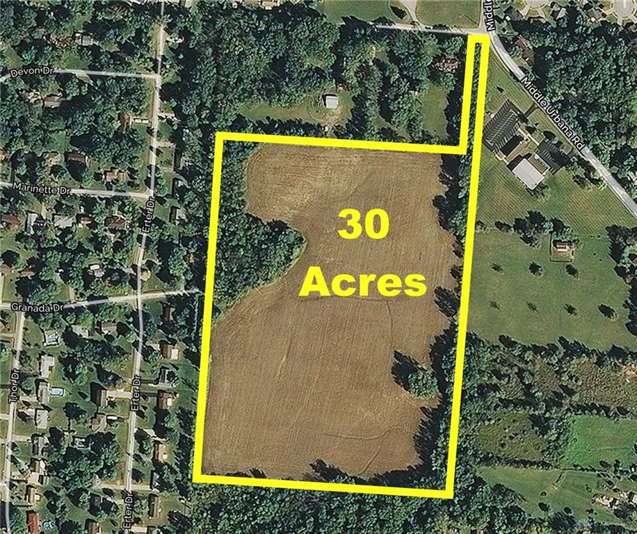 30 Acres  Middle Urbana RD