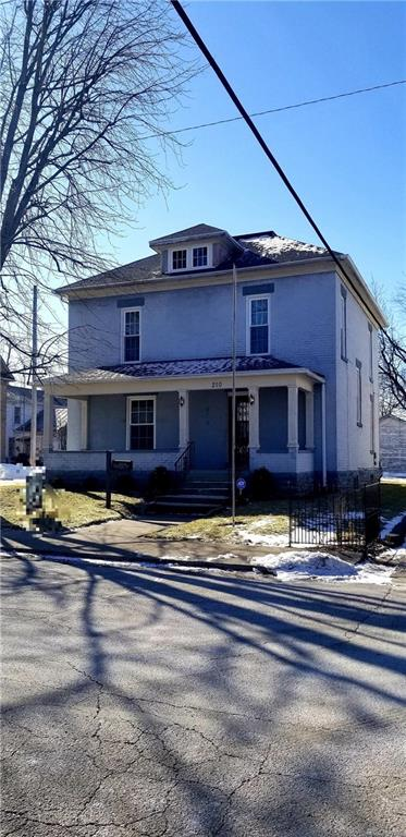210 Ash ST GREENVILLE OH