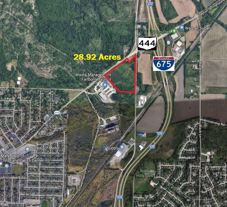 State Route 444 & Spangler FAIRBORN OH