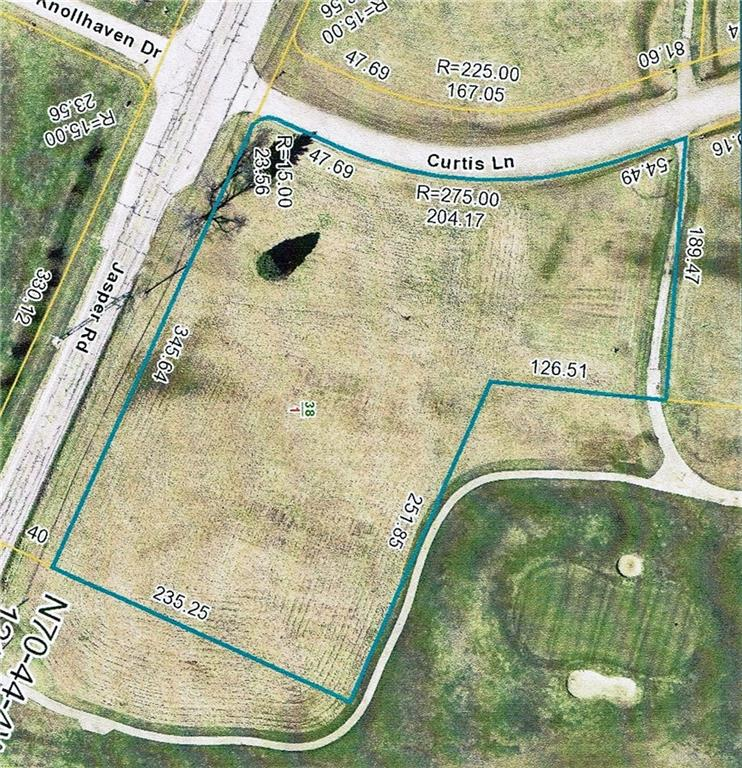 Lot 1 Curtis LN XENIA OH