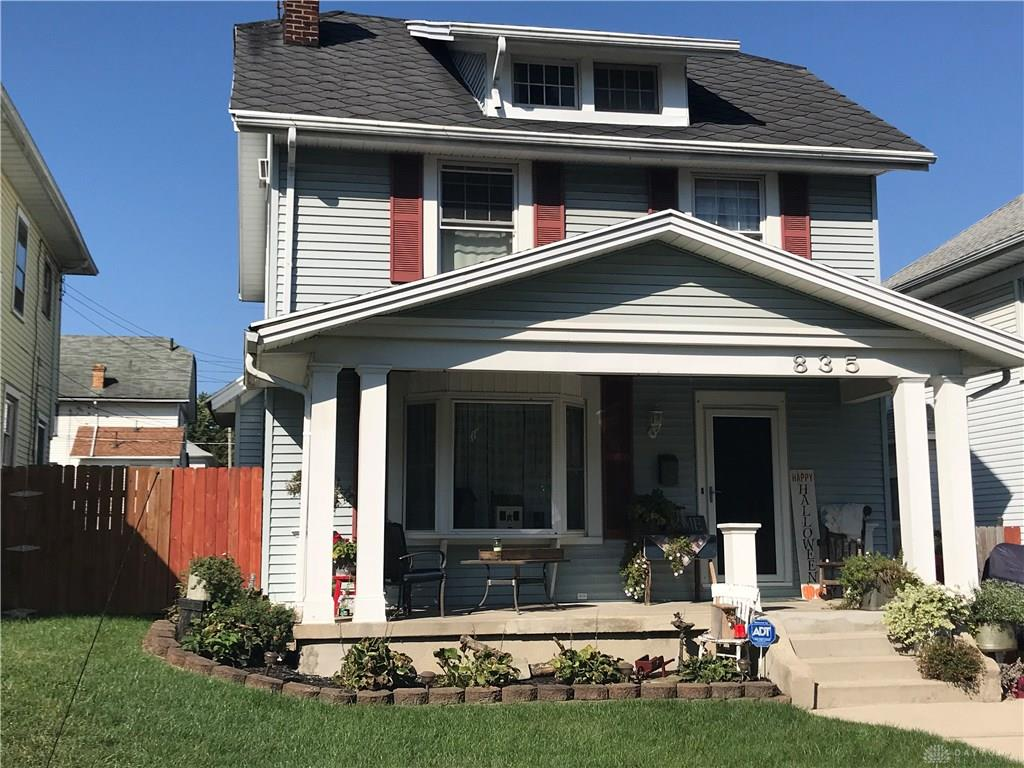 835 Wilfred AVE DAYTON OH
