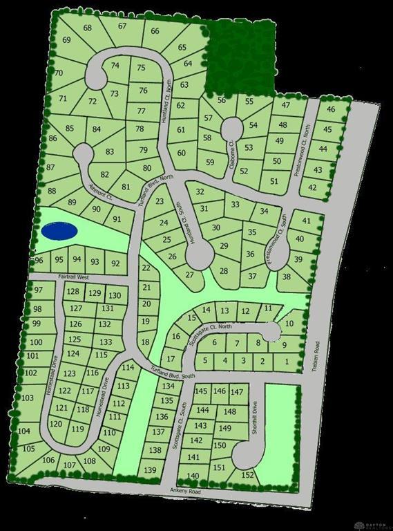 Lot 40 Prestonwood CT BEAVERCREEKTOWNSHIP OH