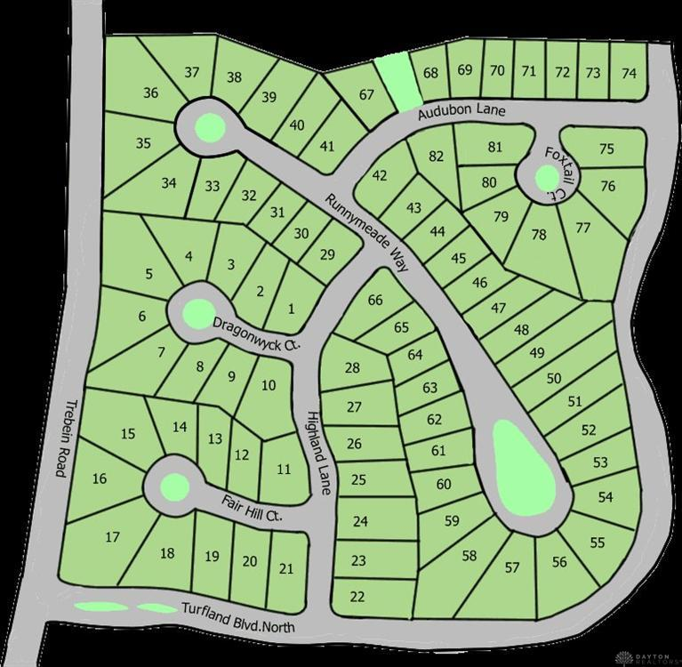 Lot 32 Runnymeade WAY BEAVERCREEKTOWNSHIP OH