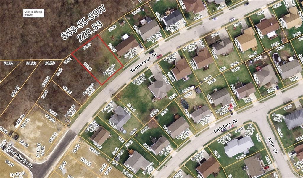 2682 Tennessee DR XENIA OH
