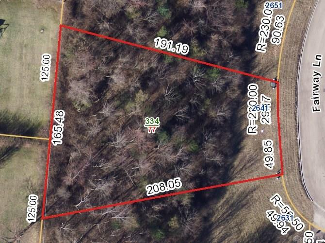 Lot 77 Fairway LN BEAVERCREEK OH