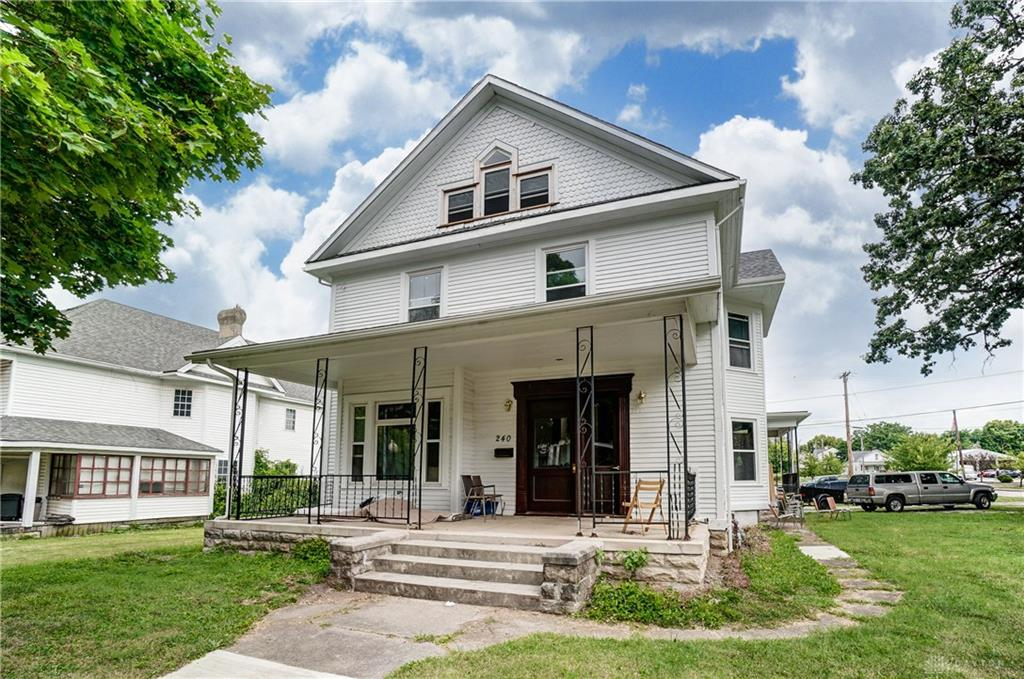 240 2nd ST XENIA OH
