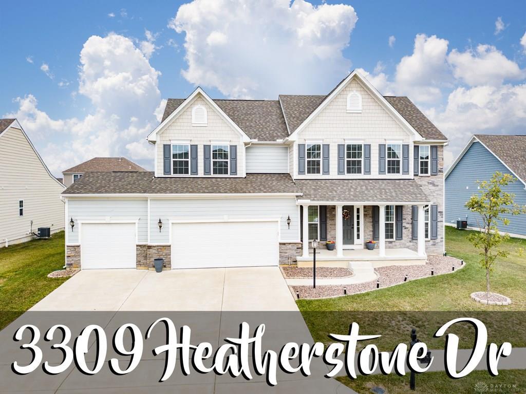 3309 Heatherstone DR TROY OH