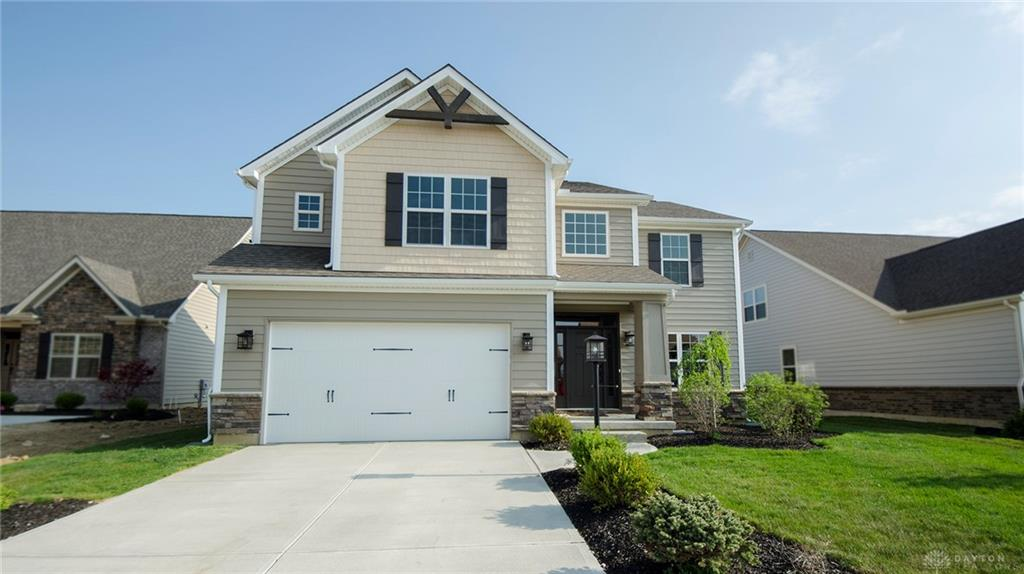 1124 Chambrey CT CLEARCREEKTOWNSHIP OH