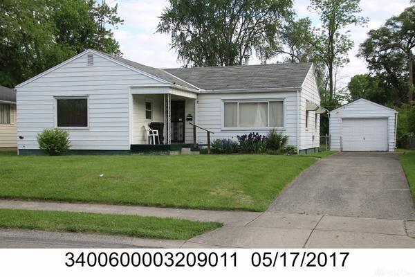 418 Parkwood AVE SPRINGFIELD OH