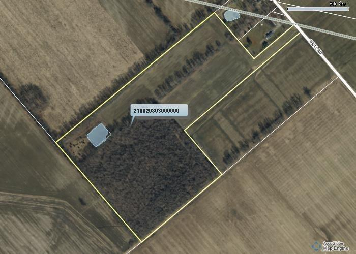30.937 ac Shull RD BLANCHESTER OH