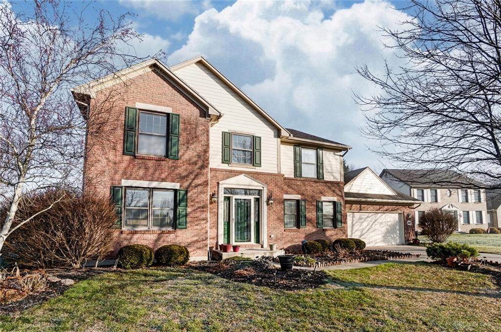 2895 Cobblestone Crossing CT WASHINGTONTOWNSHIP OH