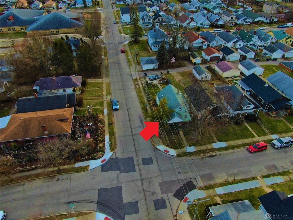 703 Shedborne AVE DAYTON OH