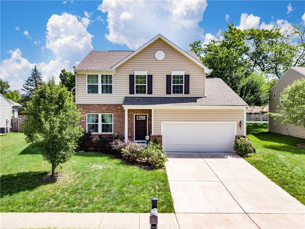 1105 Red Oak CT MORAINE OH