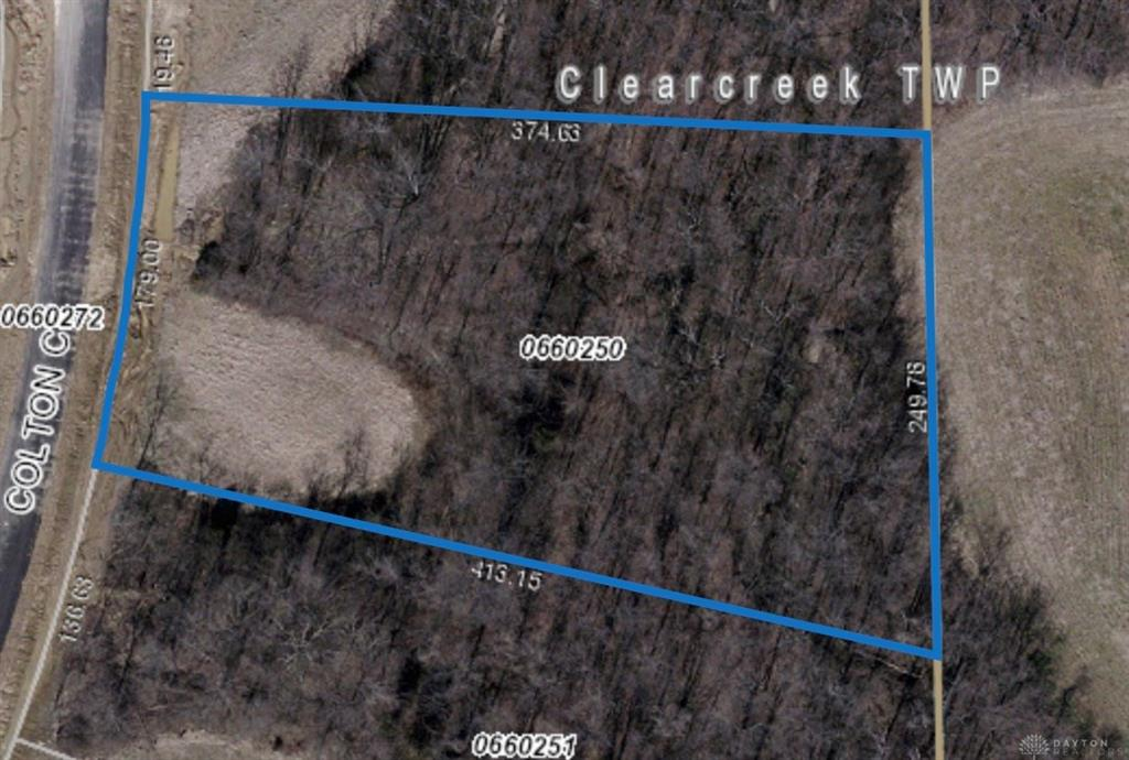 3682 Colton CT CLEARCREEKTOWNSHIP OH