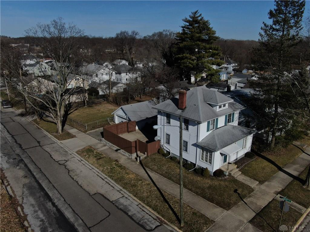 802 Cecil ST SPRINGFIELD OH