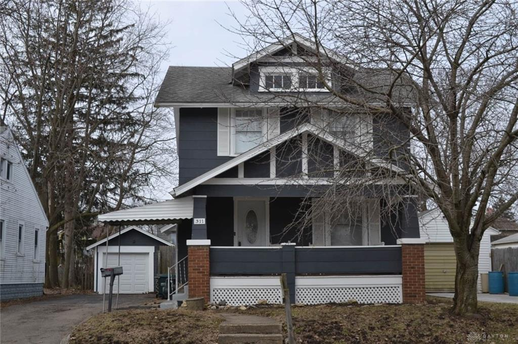 311 Belleaire AVE SPRINGFIELD OH