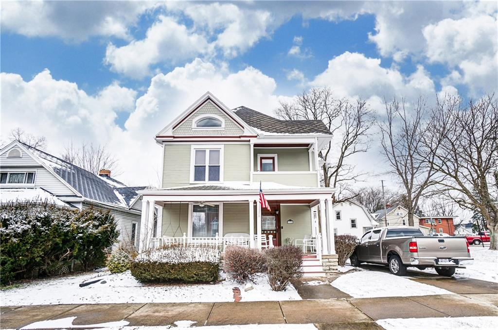 192 3rd ST XENIA OH