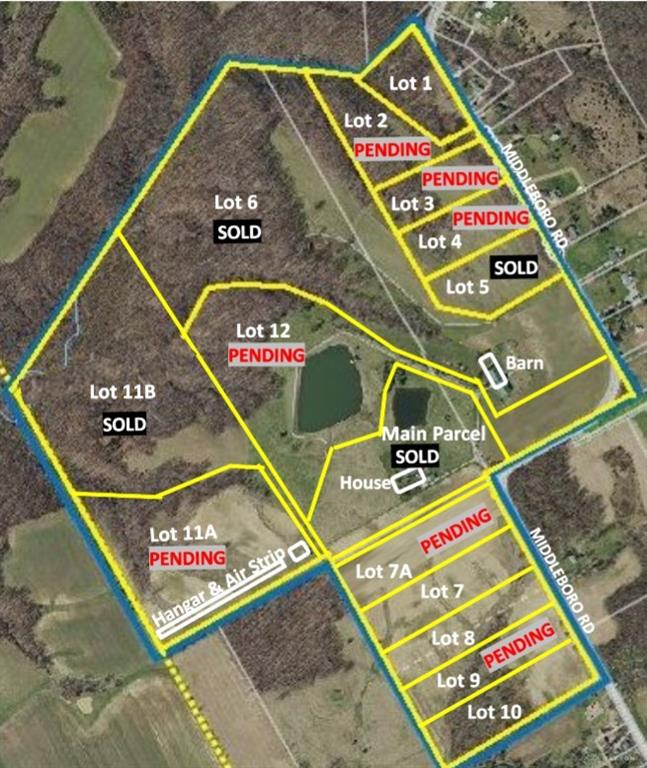 2247- Lot 4 Middleboro RD CLARKSVILLE OH