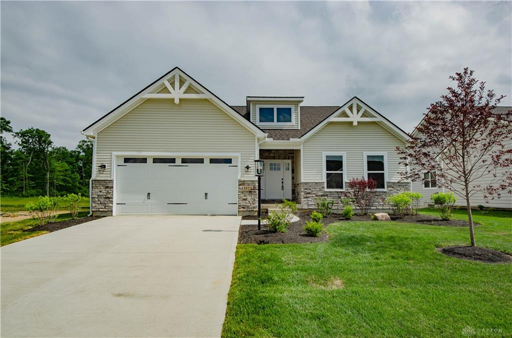 1124 Petrus CT CLEARCREEKTOWNSHIP OH