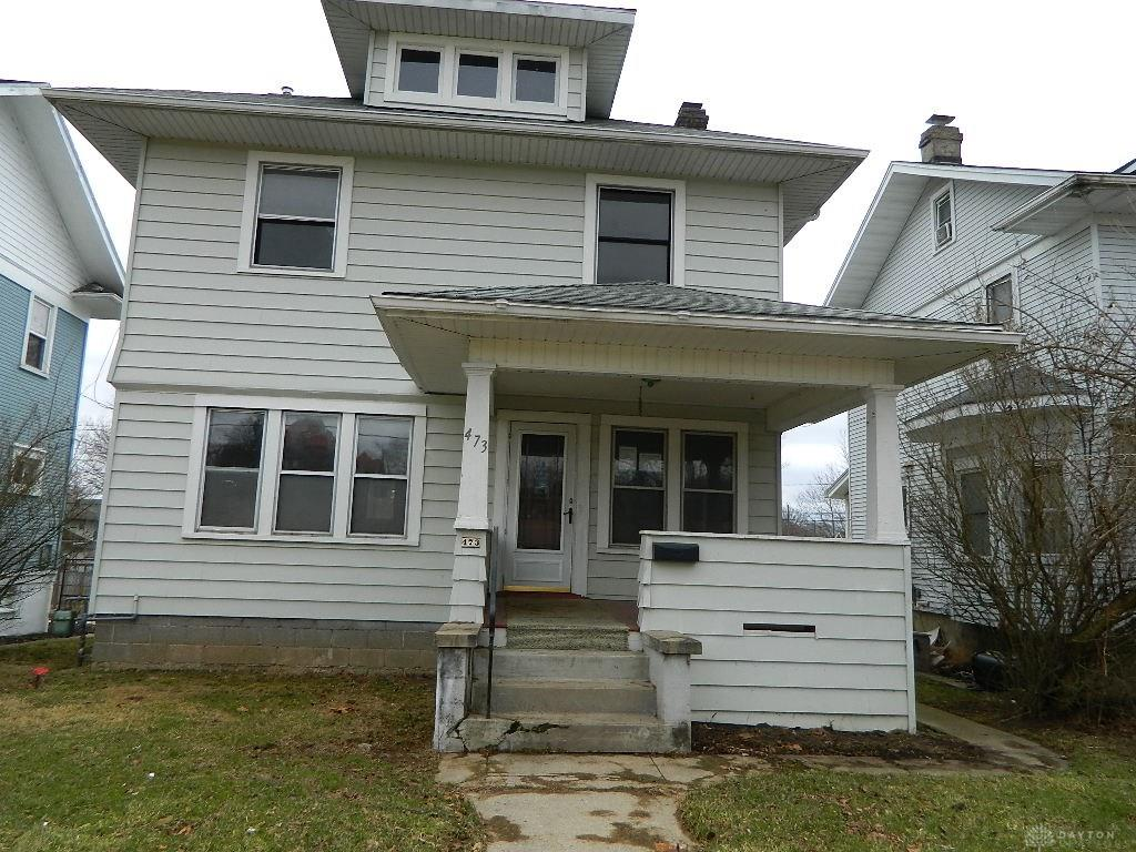 473 Mccreight AVE SPRINGFIELD OH