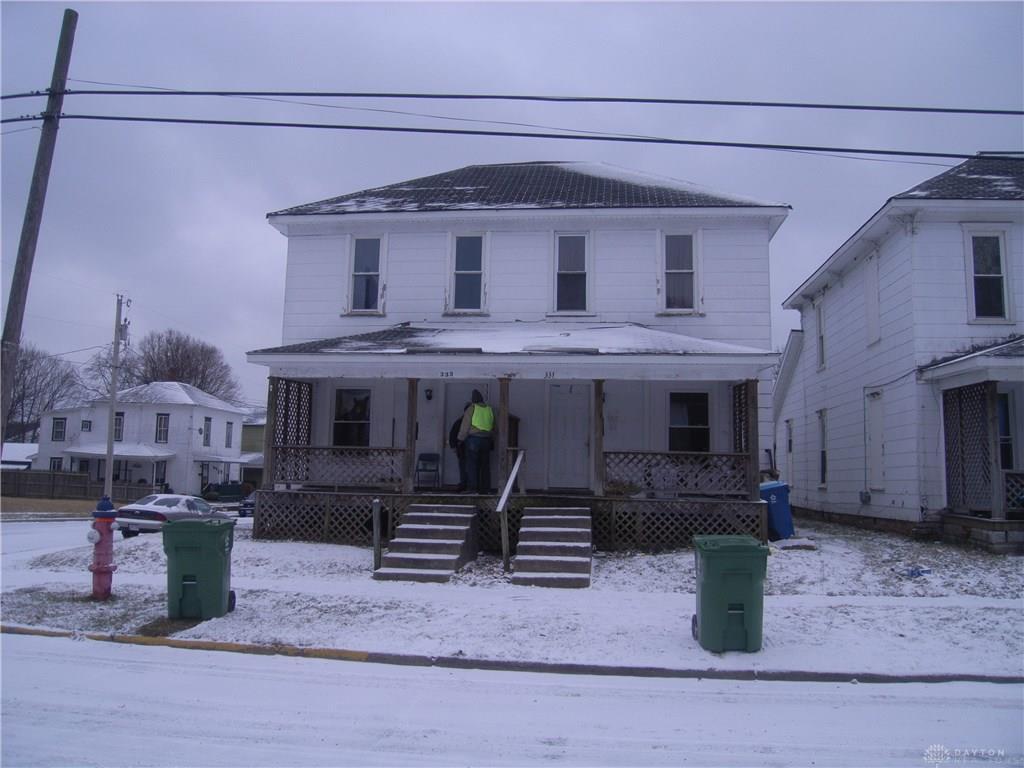 331- 333 Jefferson ST SIDNEY OH
