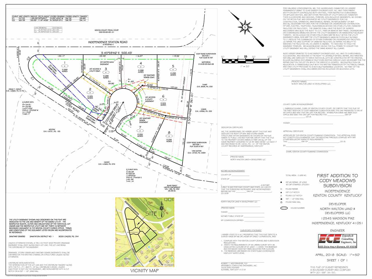 9827 Codyview Drive LOT 5 Independnc KY