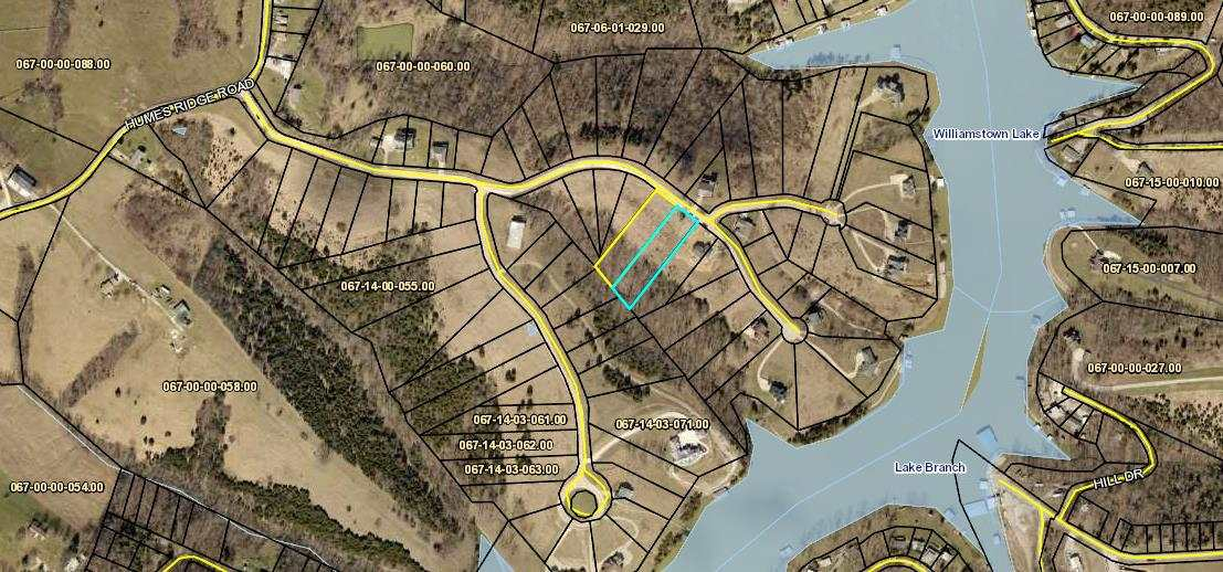 Lot 40 Harbour Pointe Drive Williamstw KY