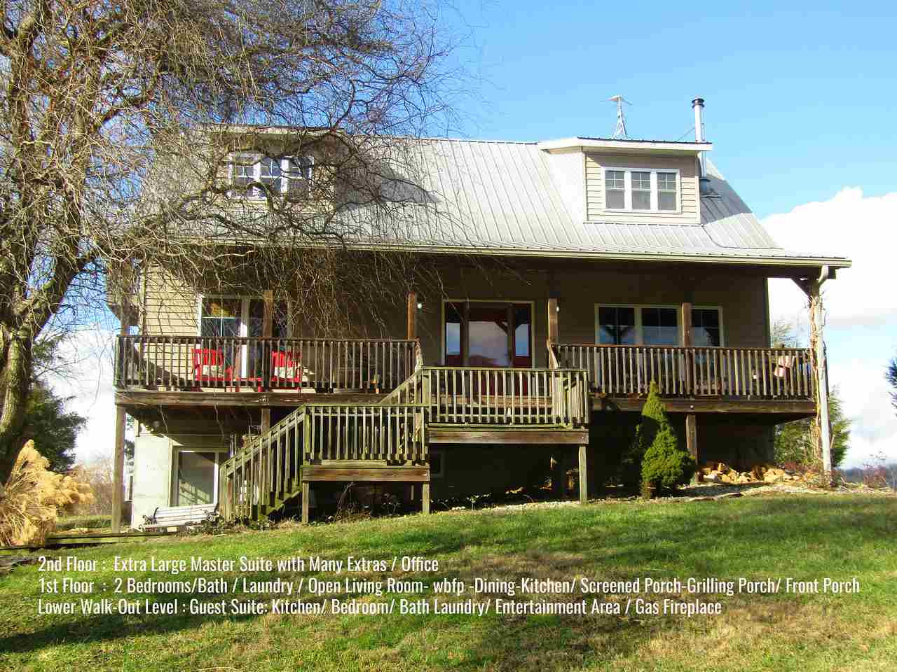 505 EAGLE VALLEY RD Sanders KY