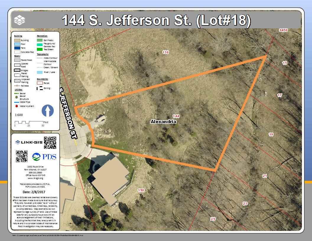 144 S Jefferson Street Alexandria KY