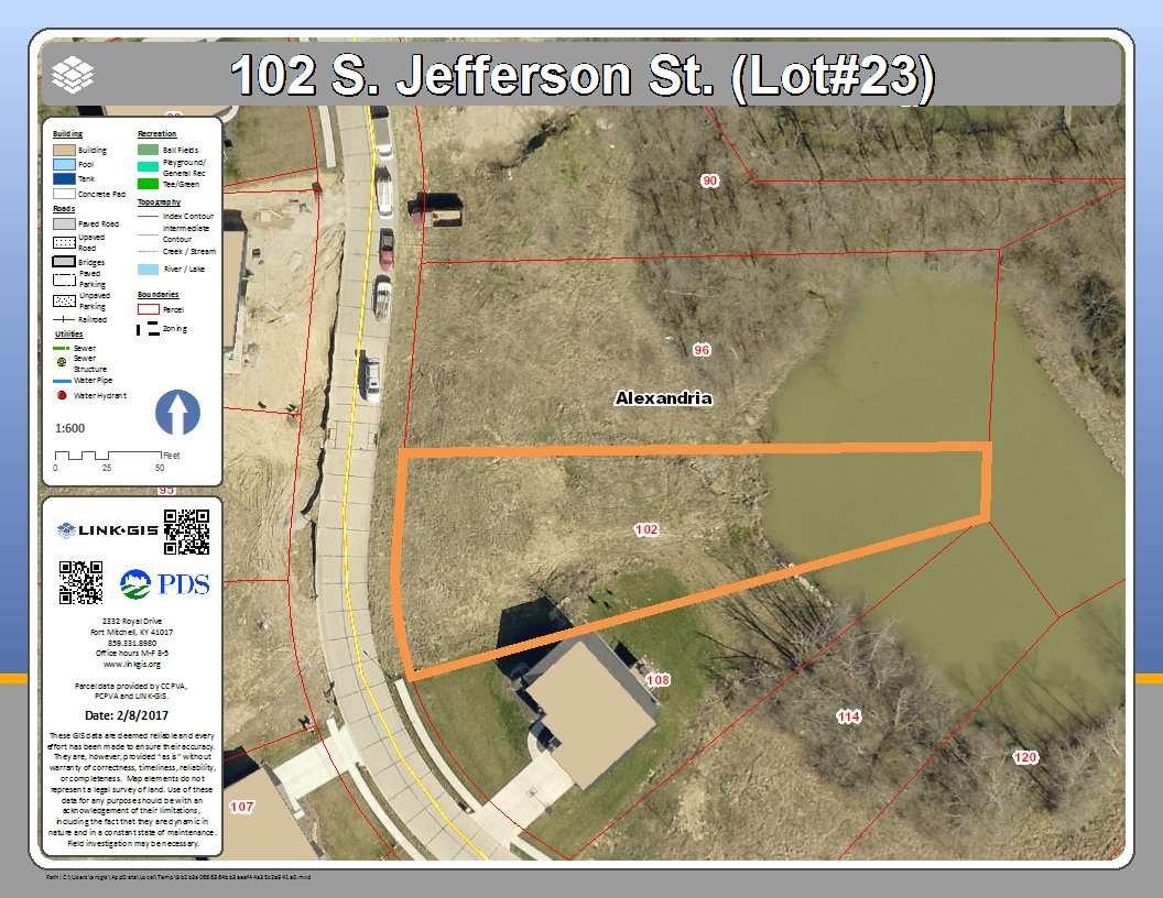 102 S Jefferson Street Alexandria KY