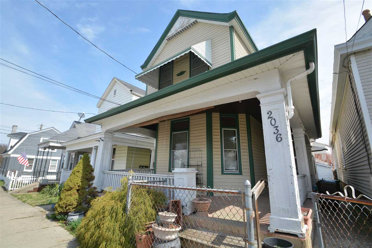 2036 Garrard Street Covington KY