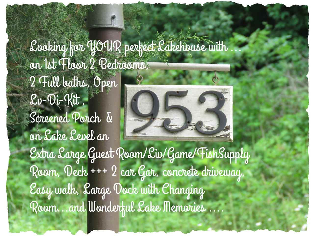 Lot #953 @ 445 Elk Lake Resort Rd Owenton KY