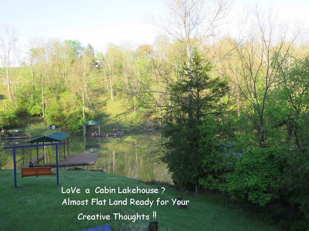 LOT #49 @ Elk Lake Resort Owenton KY